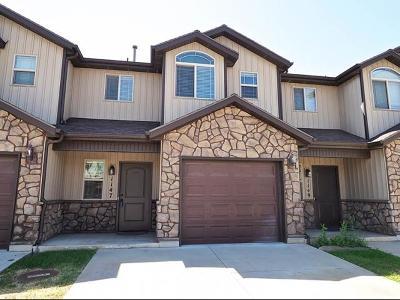 Weber County Townhouse For Sale: 1147 W Lancelot Ln S
