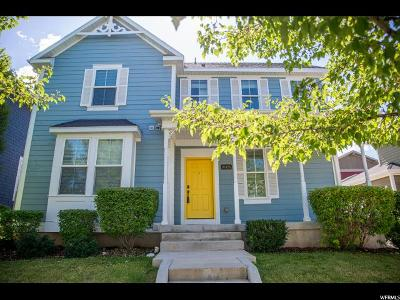 South Jordan Single Family Home For Sale: 10426 S Millerton Dr