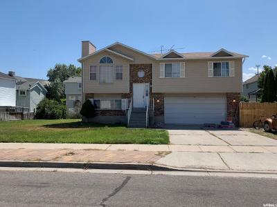 Salt Lake City Single Family Home For Sale: 3671 W Christy Hill Way