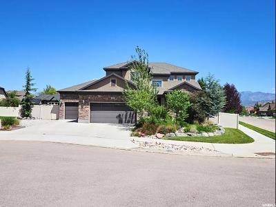 Riverton Single Family Home Under Contract: 13569 S Clovis Ct W