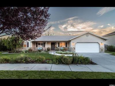 Brigham City Single Family Home For Sale: 1231 N 550 W #26
