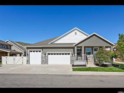 Herriman Single Family Home For Sale: 14652 E Quiet Glen Dr