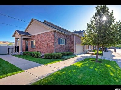 Lehi Townhouse For Sale: 171 E Backhand Ln
