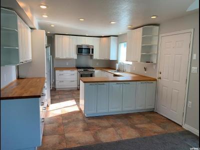 Bountiful Single Family Home For Sale: 6 E 1500 S
