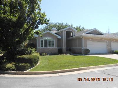 Weber County Condo For Sale: 1177 W 4550 S