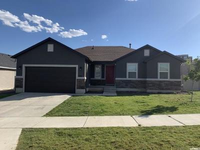 Santaquin Single Family Home For Sale: 468 Firestone Dr