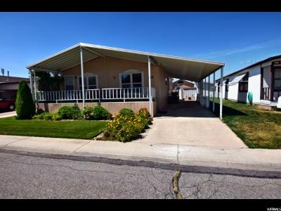 Weber County Single Family Home For Sale: 1111 N 2000 W #189
