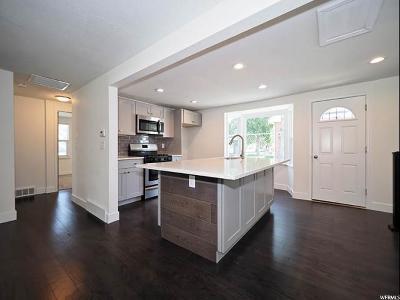 Salt Lake City Single Family Home For Sale: 376 N 800 W