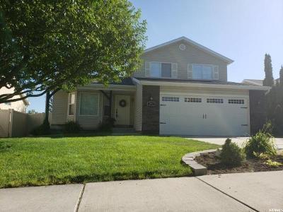 Saratoga Springs Single Family Home For Sale: 283 W Blackberry N
