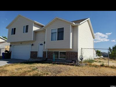 Tooele County Single Family Home For Sale: 606 E Barbed Wire Dr N