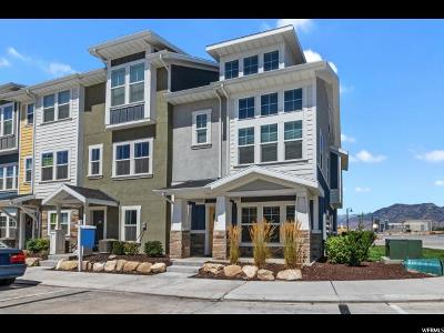Vineyard Townhouse For Sale: 702 E 380 N