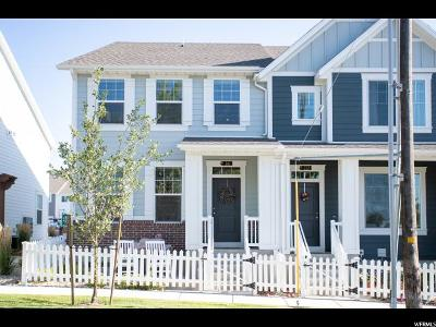 Davis County Townhouse For Sale: 261 E 340 N