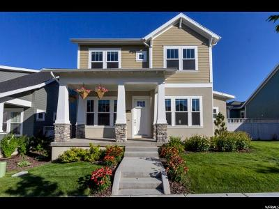 South Jordan Single Family Home For Sale: 5021 W Table Top Way S #530