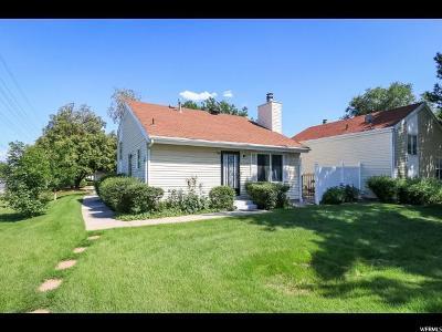 Salt Lake City Condo For Sale: 4110 S Sunnypark Ln W