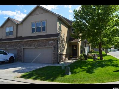 Riverton Townhouse For Sale: 4859 W Victorine St