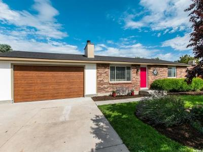 Salt Lake County Single Family Home For Sale: 6323 S Dusty Dr W