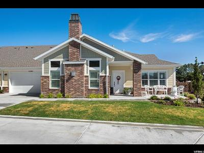 South Jordan Condo For Sale: 10489 S Harvest Glory Dr W