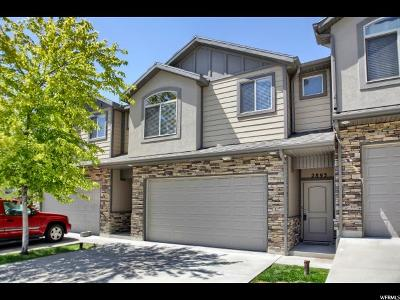 Davis County Townhouse Under Contract: 2893 N 1150 W