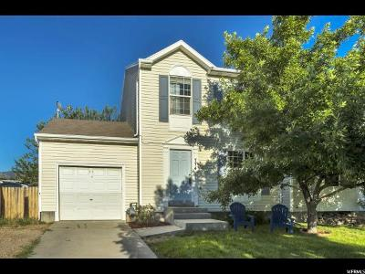 Tooele County Single Family Home For Sale: 774 N 170 W
