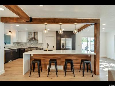 Salt Lake City Single Family Home For Sale: 1434 S 2100 E