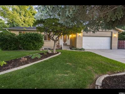 South Jordan Single Family Home For Sale: 4053 W Fairglen Cir