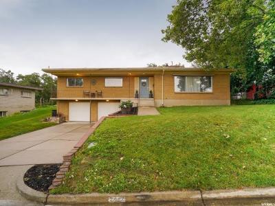 Bountiful Single Family Home For Sale: 2447 S 450 E