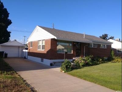 Weber County Single Family Home For Sale: 277 E 4675 S