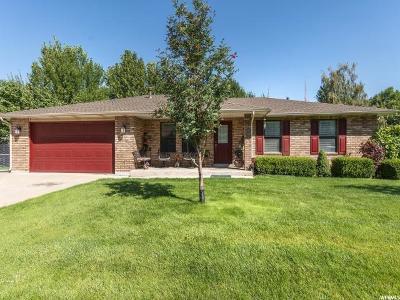 Davis County Single Family Home For Sale: 2440 E Deer Run Dr S