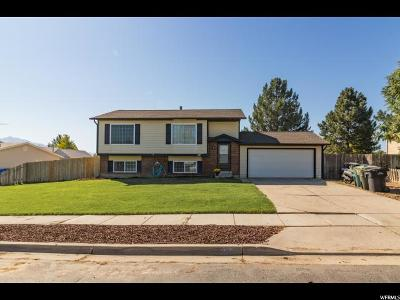 West Jordan Single Family Home For Sale: 4915 Gaskill Way