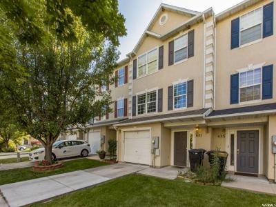 Wasatch County Townhouse For Sale: 621 N 360 W