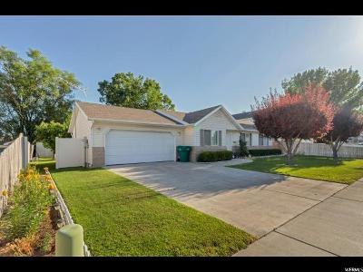 Provo, Orem Single Family Home For Sale: 1750 W 180 S