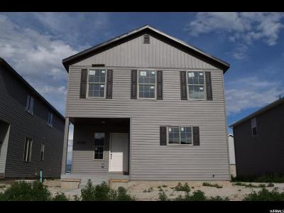 Eagle Mountain Single Family Home Under Contract: 4286 N Angies Aly
