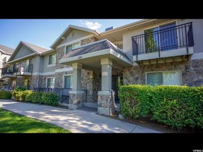 Cottonwood Heights Condo For Sale: 1210 E Privet Dr #5-106