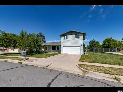 Weber County Single Family Home For Sale: 1277 N 225 W