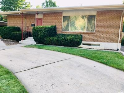 Provo Multi Family Home Under Contract: 77 N 900 E