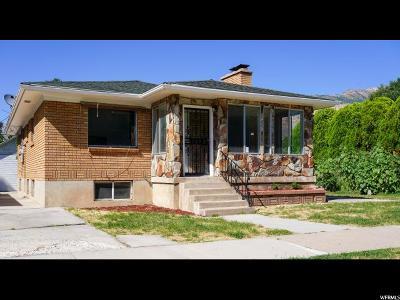 Ogden Single Family Home For Sale: 516 E 15th St