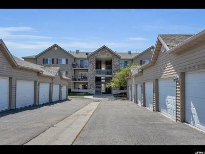 Lehi Condo For Sale: 1661 W Westbury Way #F
