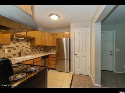 Salt Lake City Condo For Sale: 1557 W 200 Apt S #B201