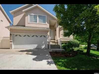 Midvale Single Family Home For Sale: 625 E Villager Ln S