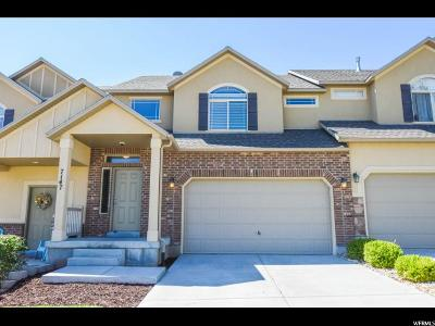 West Jordan Condo For Sale: 7147 W Cottage Point Dr S