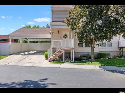 Midvale Townhouse For Sale: 794 E Gables Ln