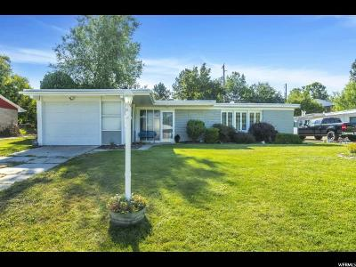 Bountiful Single Family Home For Sale: 2093 Penman