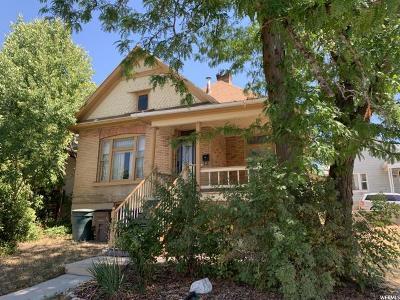 Salt Lake County Multi Family Home For Sale: 2025 S Douglas E
