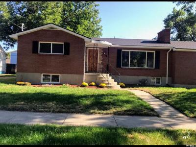 Davis County Single Family Home For Sale: 95 W State St