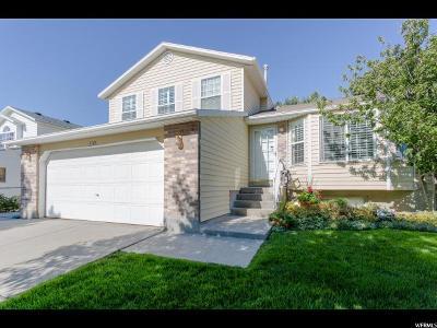 Salt Lake City Single Family Home For Sale: 5784 S Far Vista Dr W