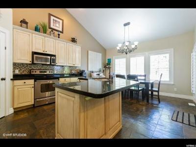 Herriman Single Family Home For Sale: 14446 S Friendship Dr
