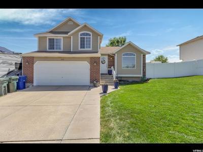 Salt Lake City Single Family Home For Sale: 5907 W Fox River Ln