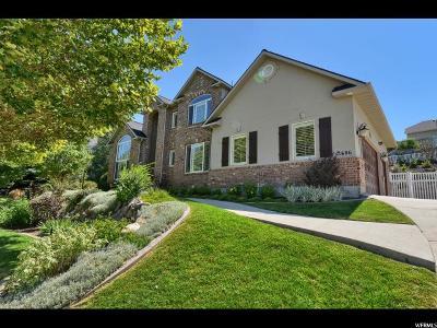 Draper Single Family Home For Sale: 1686 E Timoney Rd S