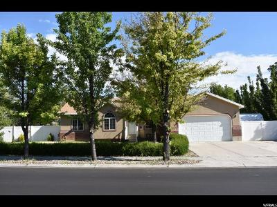 West Jordan Single Family Home For Sale: 4574 W Pine Crossing Dr