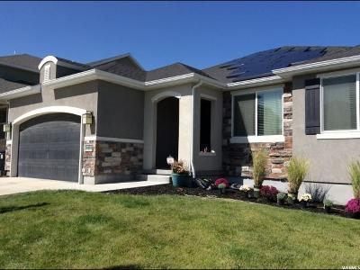 Herriman Single Family Home For Sale: 4488 W Meadow Bend Dr S